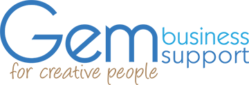 GEM Business Support Logo